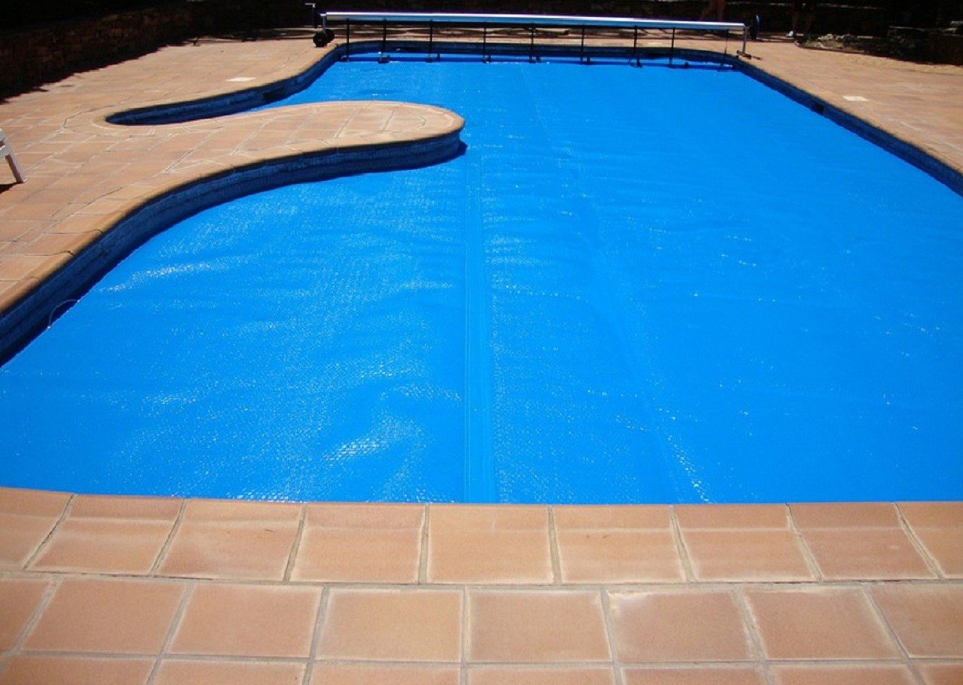INTERNATIONAL COVER POOL Cubierta de Burbujas 600 micras para ...