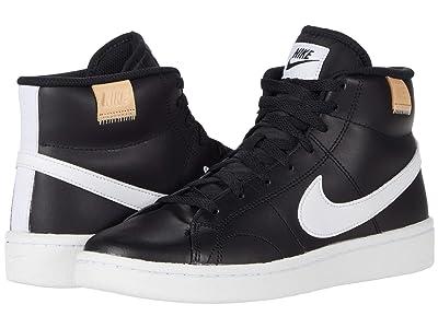Nike Court Royale 2 Mid (Black/White) Women