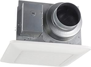 Panasonic FV-0511VQ1 WhisperCeiling DC Ventilation Fan, Speed Selector, SmartFlow Technology, Quiet,White
