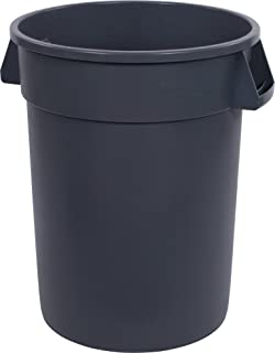1 yard trash container