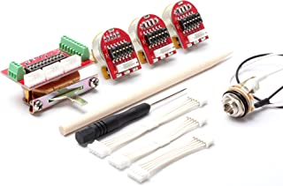 ToneShaper NextGen Wiring Kit, Solder-Free, NG03 (Strat & Many Other Guitars, 2 or 3 Controls)