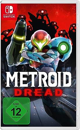 Metroid Dread [Nintendo Switch] : Amazon.de: Games