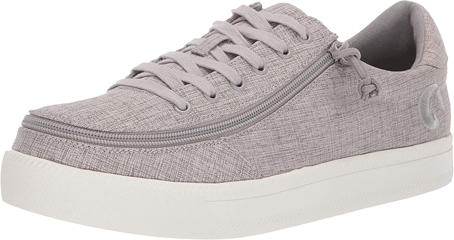 BILLY Footwear Classic Lace Low Chambray