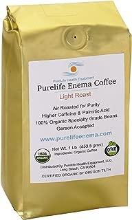 Purelife Enema Coffee - Organic - Light