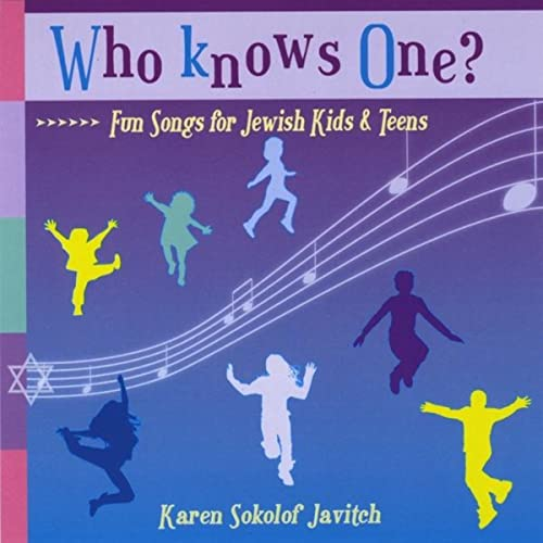Who Knows One? (Fun Songs for Jewish Kids & Teens) by Karen ...