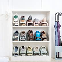 Haotianyuan Thickened synthetic shoes simple shoes plastic storage racks
