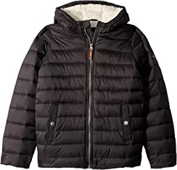 Fleece Lined Puffer Jacket (Toddler/Little Kids/Big Kids)