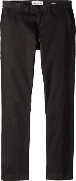DL1961 Kids - Timmy Slim Chino Pants in Cavity (Big Kids)