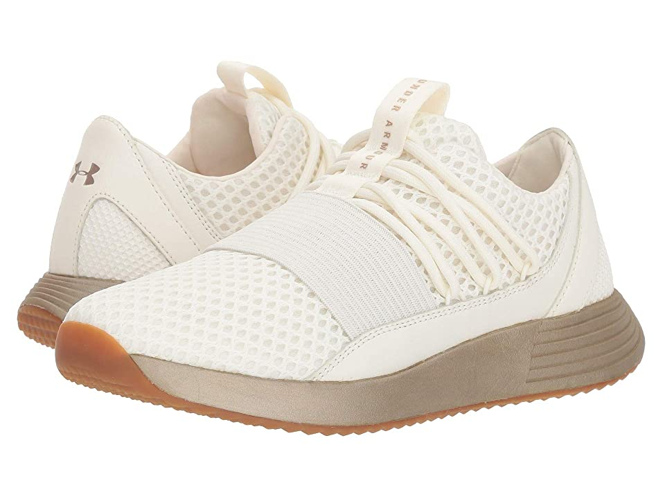 Under Armour UA Breathe Lace X NM (Ivory/Metallic Faded Gold/Metallic Faded Gold) Women