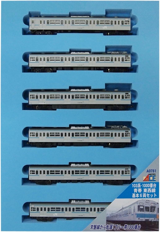 Both sets six basic Tozai Blau belt system -1 000 103 N Gage A0781 Series (japan import)