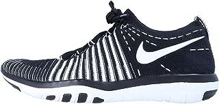 Nike Women's WMNS Free Transform Flyknit, Black/White