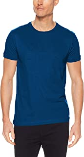TOMMY HILFIGER Men's Embossed Graphic T-Shirt