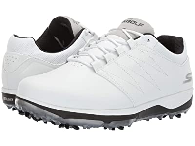 Skechers GO GOLF Pro 4 (White/Black) Men