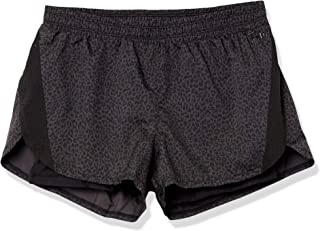Juicy Couture Women's Perforated Run Short