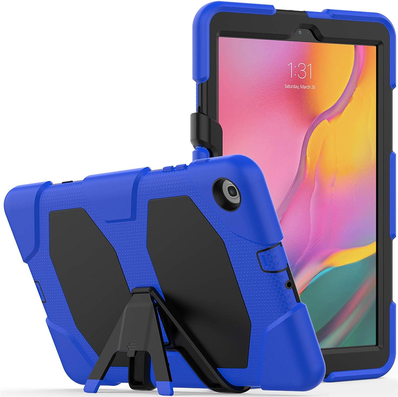 Lobwerk 3in1 Hülle Für Samsung Galaxy Tab A 10 1 Zoll Computer Zubehör