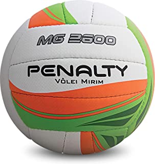 Bola de Vôlei Oficial MG 2500, Penalty, Multicor