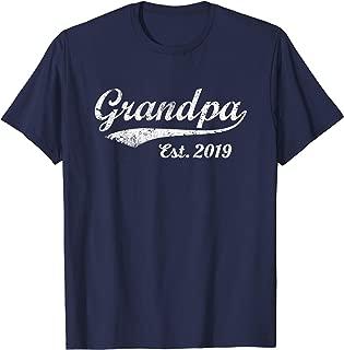 grandpa established t shirt