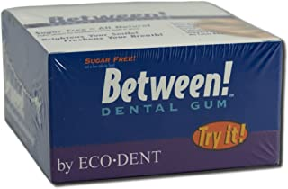 Between Dental Gum Wintergreen 12 pieces