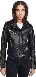 Best blank denim moto jacket Reviews