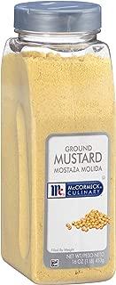 McCormick Culinary Ground Mustard, 16 oz