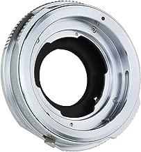 Haoge Lens Mount Adapter for Voigtlander Retina DKL Mount Lens to Canon EOS EF EF-S Mount Camera