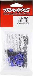 Traxxas RC Cars Accessories Pivot Ball Caps (4) Dust Boots Rubber (4) Revo/E-Revo/Summit - TRA5378X, Black, V5378x