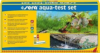 Sera 04000 Aqua Juego de Prueba, maletín, Aprender tu Conocer Agua PH, GH
