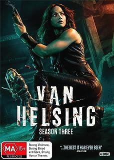 Van Helsing: Season 3 (DVD)