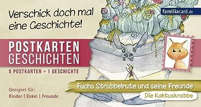 Fuchs Strubbelrute und seine Freunde 03 - Die Kaktuskrabbe: Postkartengeschichten