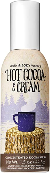 Bath And Body Works HOT Cocoa And Cream Concentrated Room Spray 1 5 Ounce 2018 Edition