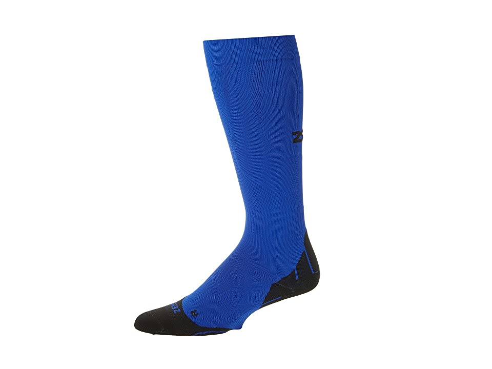 Zensah - Zensah Tech+ Compression Socks , Blue