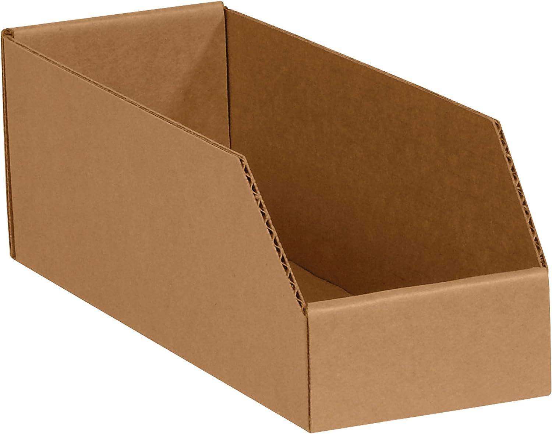 Aviditi binmt412 K oben offen Abfalleimer Boxen, 10,2 x x x 30,5 cm X 4–1 5,1 cm Kraft (50 Stück) B00KFK0A9G    | Eleganter Stil  cd45e2