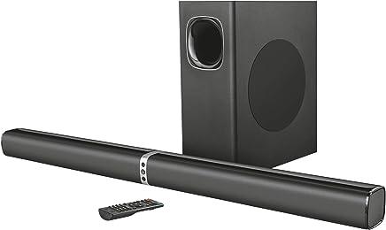 Trust Lino XL 2.1 Soundbar con Subwoofer e Bluetooth, Nero - Trova i prezzi più bassi