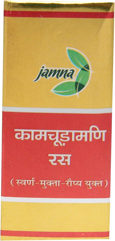 Jamna Trust Kamchooramani Spasm price Ras Tablets 25 -