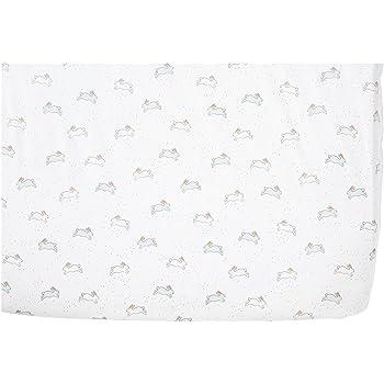 Pehr Tiny Bunny Crib Sheet
