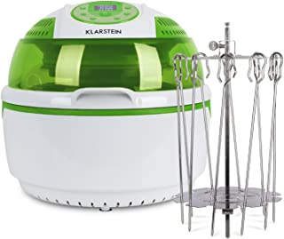 Klarstein VitAir Grün Bundel Set Freidora de aire caliente