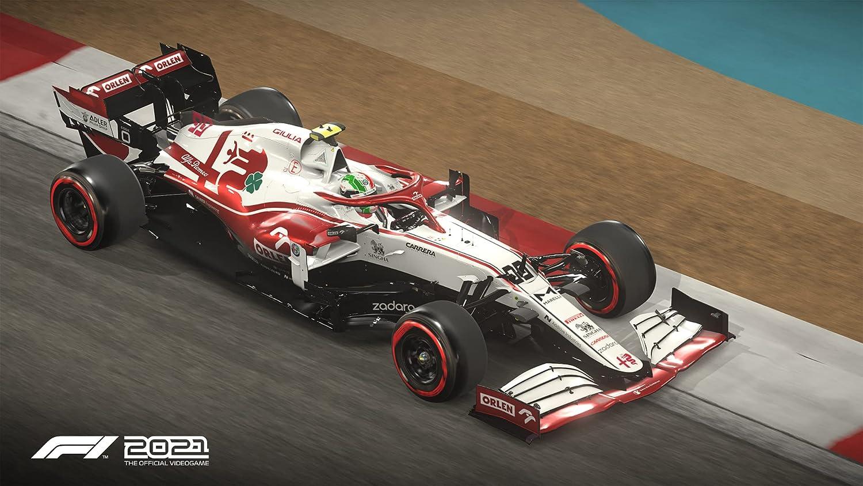 F1 2021 - (inkl. kostenlosem Upgrade auf PS5) - [Playstation 4] : Amazon.de: Games