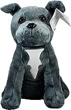 pitbull plush stuffed animal