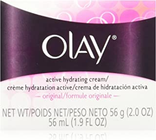 OLAY Active Hydrating Cream Original 2 oz (Pack Of 3)