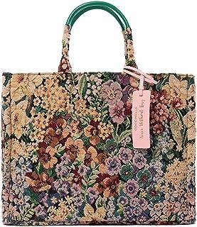 Coccinelle - Damen-Tasche Never Without Bag mit Tapestry Motiv