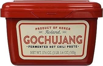 Roland Fermented Hot Chili Paste, Gochujang, 17.6 Ounce