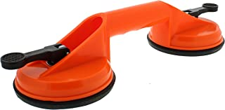 ABN Heavy Duty Double Suction Cup for Glass, Windshields, and Dent Pulling