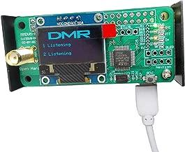 MMDVM Hotspot Spot Radio Station WiFi Digital Voice Modem P25 DMR Hotspot Support YSF Raspberry Pie OLED Antenna+C4F