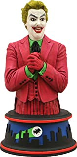 Diamond Select Toys Batman Classic 1966 TV Series Joker Bust