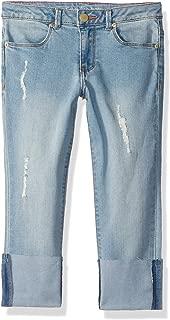 Calvin Klein Jeans Girls' Boyfriend Jean