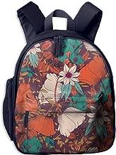 Pinta Flowers Cub Cool School Book Bag Backpacks for Girl's Boy's