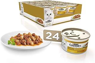 Purina Gourmet Gold Bocaditos en Salsa comida para gatos con
