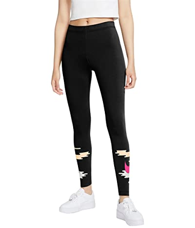 Nike NSW Icon Clash Tights HW (Black) Women