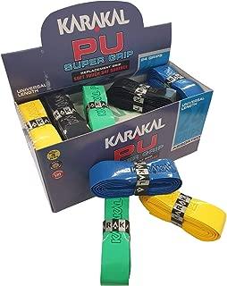 Karakal Karakal PU Super Squash Grips (Multi Colours)