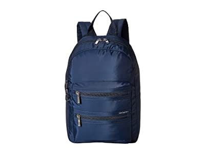 Hedgren Gali RFID 13 Backpack (Dress Blue) Backpack Bags